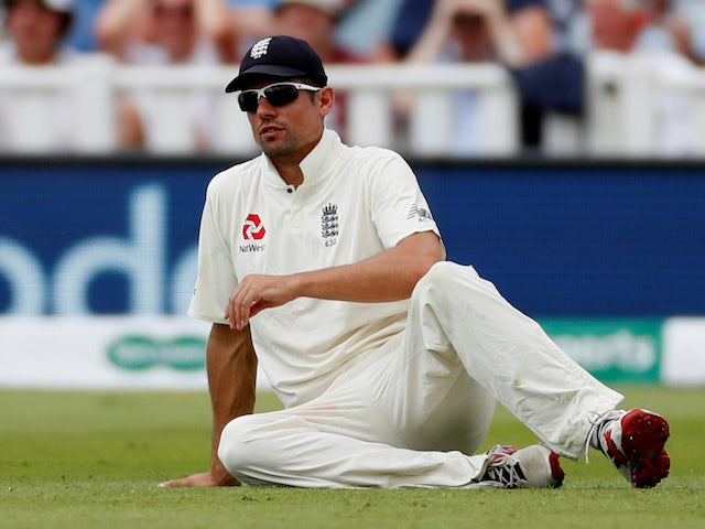 Cook announces international retirement