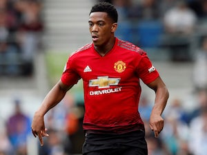 Mourinho 'has lost patience with Martial'