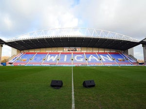 Club information: Wigan Athletic