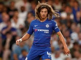 Ethan Ampadu in friendly action for Chelsea against Lyon on August 7, 2018