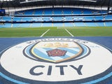 General view of Manchester City's Etihad Stadium taken September 2018