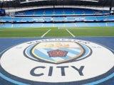 General view of Manchester City's Etihad Stadium taken September 2018