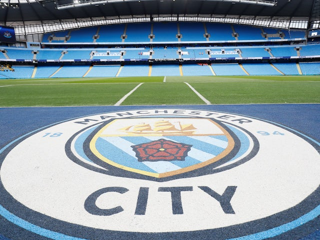 Manchester City training ground 'on lockdown'