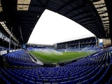 General view of Everton's Goodison Park taken September 2018