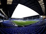 General view of Everton's Goodison Park taken September 2018