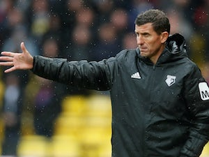 Watford manager Javi Gracia pictured on August 26, 2018