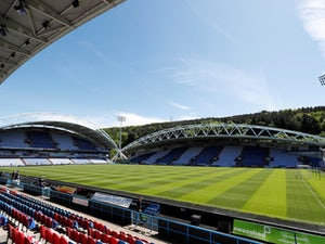 Huddersfield to play season without sponsor logo after publicity stunt backfires