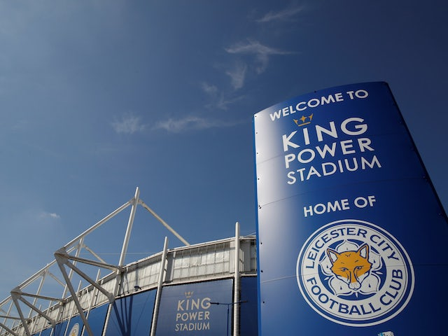 Club information: Leicester City