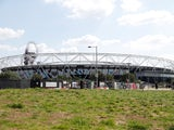 General view of West Ham United's London Stadium taken September 2018