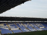 General view of Reading's Madejski Stadium taken 2016