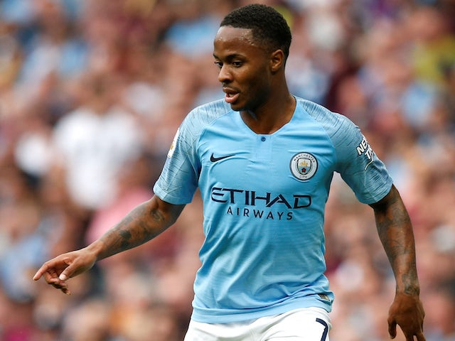 Sterling 'asks for £100,000-a-week rise'