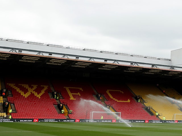 Coronavirus latest: Watford offer Vicarage Road stadium to support NHS staff