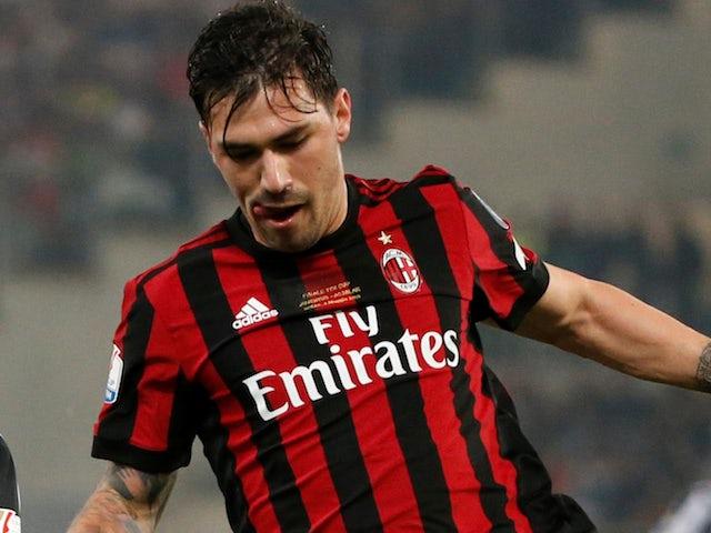 Chelsea 'scout Milan's Alessio Romagnoli'