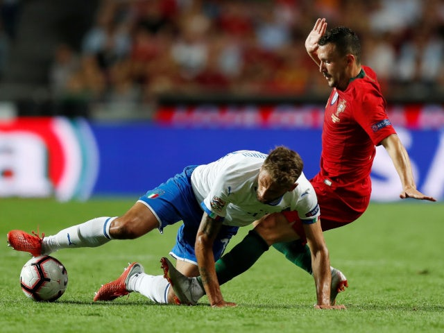 Result: Cristiano Biraghi earns Italy late victory over Poland