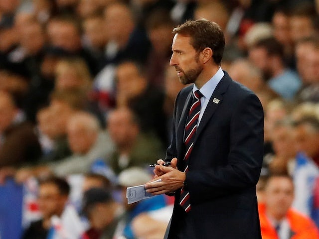 Southgate seeks dream end to successful 2018