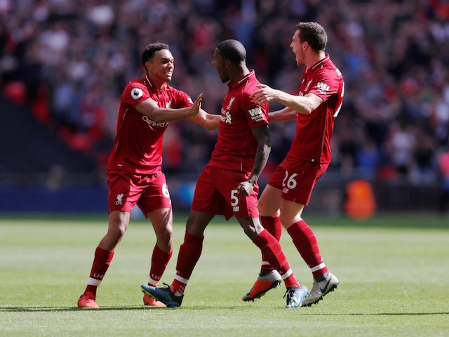 Result: Liverpool knock off Spurs at Wembley