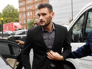 Lloris 'fined £250,000 by Tottenham'