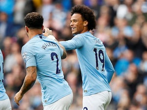 Man City cruise past Fulham