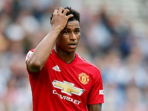 Rashford 'to fight for Man Utd place'