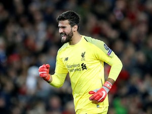 Alisson named Premier League signing of the season