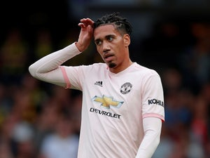 Man United 'want £18m for Chris Smalling'