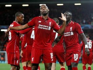 Liverpool team news: Predicted XI vs. Burnley