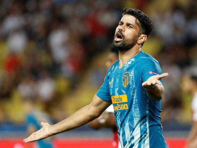 Report: Costa threatens to quit Atletico
