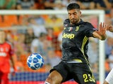 Emre Can in action for Juventus on September 19, 2018