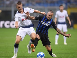 Inter fightback stuns Spurs at San Siro