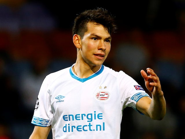 Brands: 'Everton won't pay £30m for Lozano'