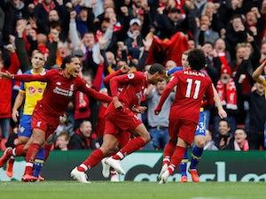 Liverpool stroll past Southampton