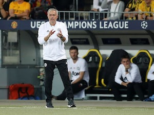 Mourinho 'had 45-minute rant at players'