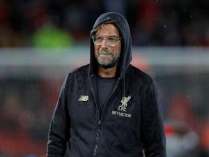 Liverpool manager Jurgen Klopp pictured on September 18, 2018
