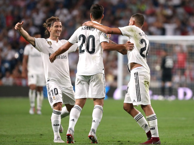 Lopetegui: 'Madrid were made to suffer'