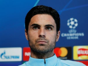 Arteta: 'Man City punished for first half'