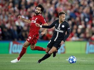 Neymar, Mbappe doubtful for Liverpool clash