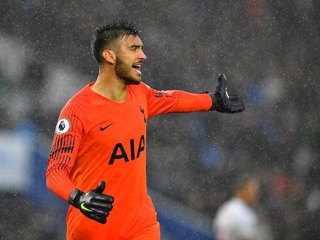Tottenham 'to open Paulo Gazzaniga contract talks'