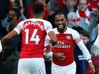 Alexandre Lacazette unavailable for Arsenal's second-leg clash with BATE Borisov
