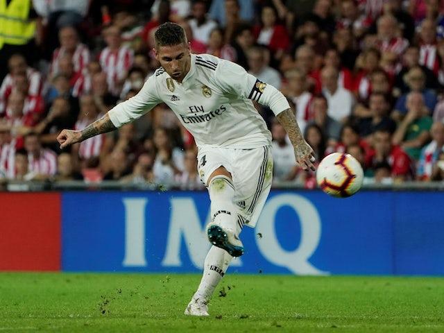Sergio Ramos eyes more European glory