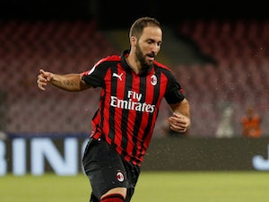 Gonzalo Higuain 'open to Chelsea move'