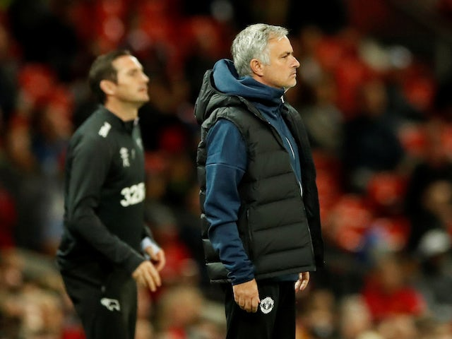 Lampard hits back at Mourinho criticism