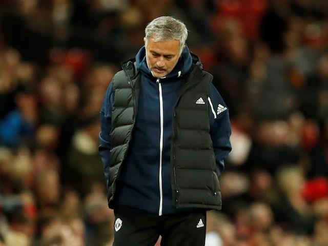 Mourinho: 'Man Utd not good enough'