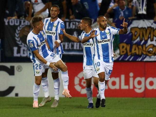 Result: 10-man Leganes beat relegation rivals Rayo Vallecano