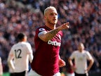 Arnautovic fit for Newcastle clash
