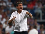 Mauricio Pellegrino in charge of Leganes on September 1, 2018