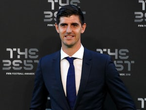 Courtois eyes fourth straight CL for Madrid