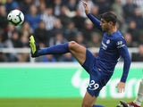 Alvaro Morata in action for Chelsea on August 26, 2018