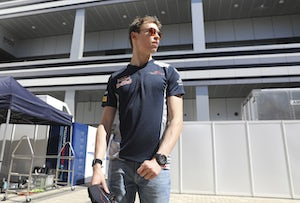 New favourite emerges for Toro Rosso seat