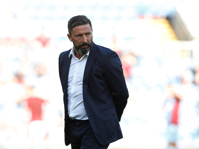 Derek McInnes excited for in-form Aberdeen's clash with Hibernian