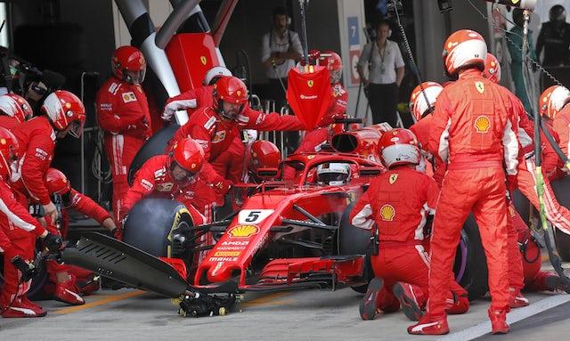 FIA sensor causes Ferrari power drop - report